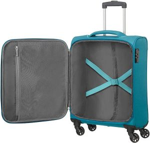cabina american tourister - holiday heat